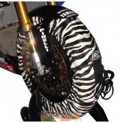Tyrewarmers IRC Animal Zebra