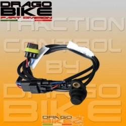 Front wheel sensor for...