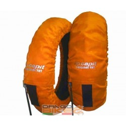 Tyrewarmers Sport Capit Orange