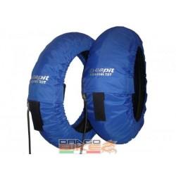 Tyrewarmers Sport Capit Blue