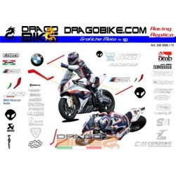 Adhesivos Moto BMW...