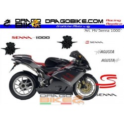 Stickers kit MV Senna 1000