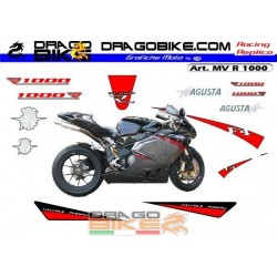 Stickers kit MV 1000 R