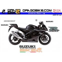 Suzuki GSX-R K5 mat. B. 2005