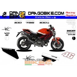 Stickers kit Naked New...