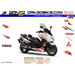 Stickers Kit T-Max Abarth...