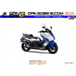Stickers Kit T-Max 50th...