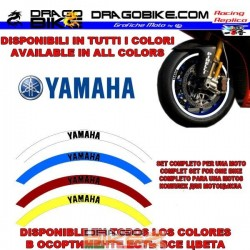 Contorno de Llantas Yamaha...