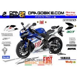 Stickers Kit Yamaha R1 2008...