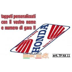 Alfombra De Moto Personal...