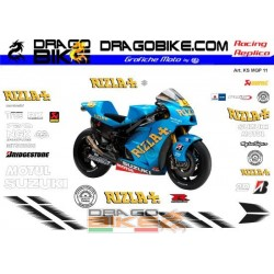 Adhesivos Moto Suzuki...