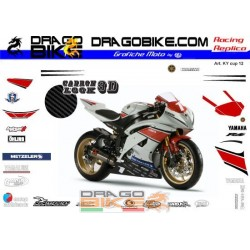 Набор Наклеек Yamaha R6 CUP...