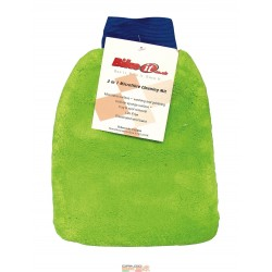 2 in 1 Microfiber Cleaning