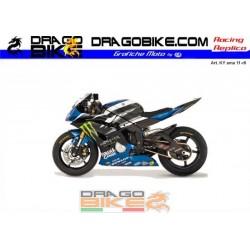 Набор Наклеек Yamaha R6...