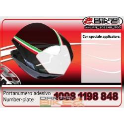 Наклеики под Номер Racing Ducati 848 1098 1198