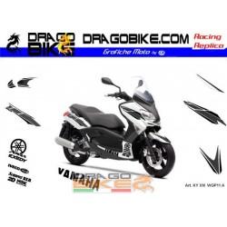 Stickers Kit X-Max 50th...