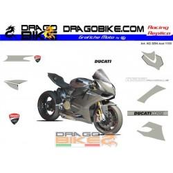 Набор Наклеек Ducati SBK...