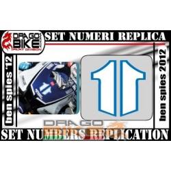 Numero Gara 11 Ben Spies 2012