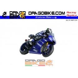 Набор НаклеекYamaha MotoGP...