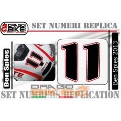 Номер 11 Ben Spis 2013