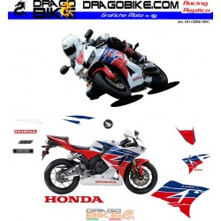 Adhesivos Moto Honda...