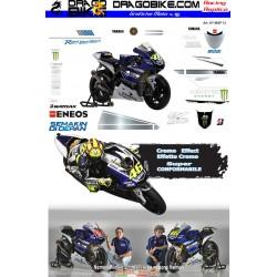 Motorbike Stickers Yamaha...