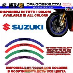 Stripe wheels Suzuki