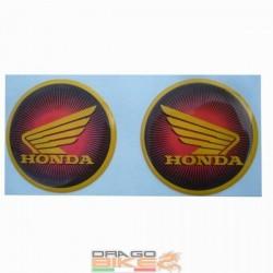 Sticker Resin Honda MotoGP...