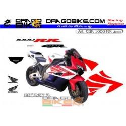 Stickers Kit Original Honda CBR 1000 RR 2004
