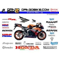 Kit Adhesivo Honda CBR 1000...
