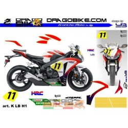 Adhesivos Moto Para Honda...
