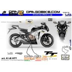Stickers Kit For Moto Honda TT