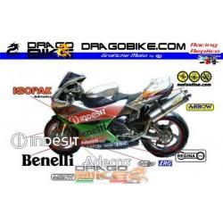 Kit Adhesivo Moto Benelli...