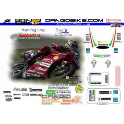 Stickers Kit Ducati 996 SBK...