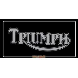 Rider Carpet Triumph  (50 cm X 100 cm)