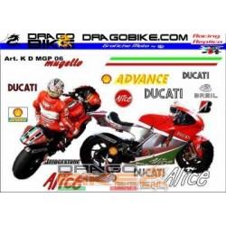 Kit Adhesivo Ducati Motogp...