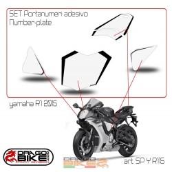 Racing  Yamaha R1 2015
