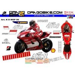 Kit Adhesivo Race Replica...