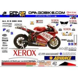 Kit Adhesivo Replica Ducati...