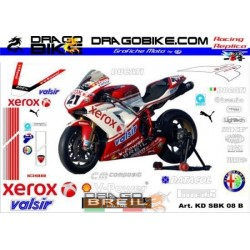 Набор Наклеек Ducati...