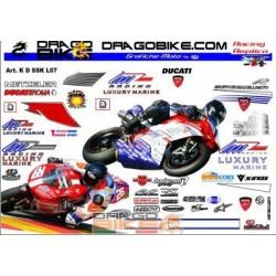 Kit Adhesivo Ducati...