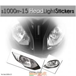 Headlight Stickers BMW...
