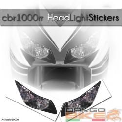 Headlight Stickers Honda...