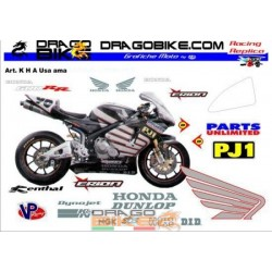 Stickers kit Honda SS/SBK...