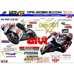 Sticker kits Race Replica...