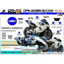 Stickers Kit Honda Konica...