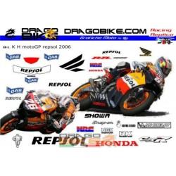 Honda MotoGP Repsol 2006