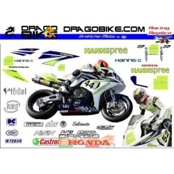 Stickers kit Honda SBK...