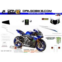 Adhesivos Moto Yamaha...