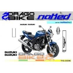 Набор Наклеек Naked Line kit 6